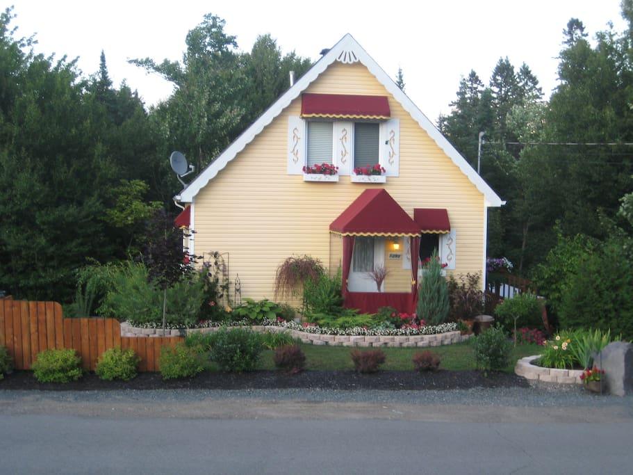 Charmante petite maison de campagne