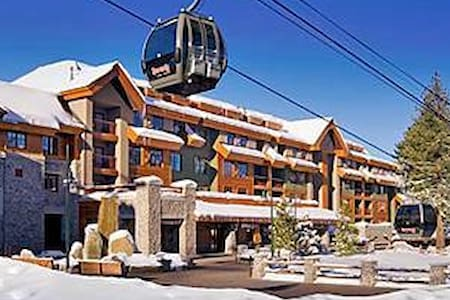 DEAL!  MARRIOTT SKI IN/OUT@ HEAVENLYHOTUB - 南太浩湖