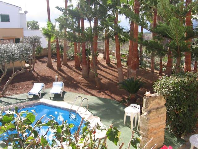 Agroturismo a 2 kilometros de playas vírgenes - Illes Balears - Appartement en résidence