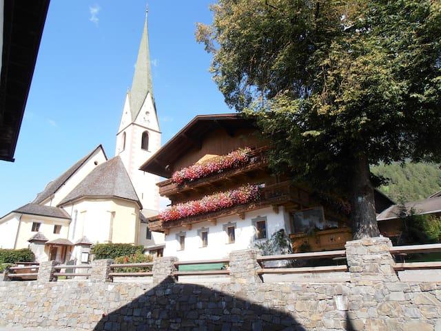 Wohnung 1 am Mesnerhof in Virgen - Virgen