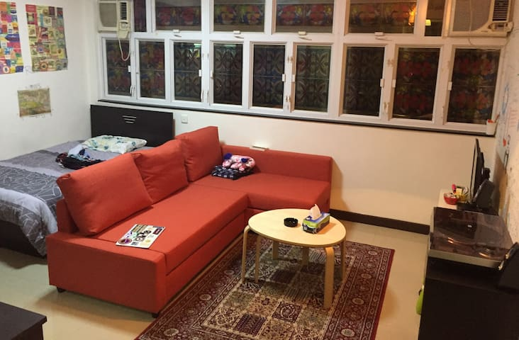 Private Entire Studio in the heart of HK Island - Hong Kong - Loft