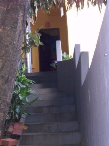 Suite com entrada independente