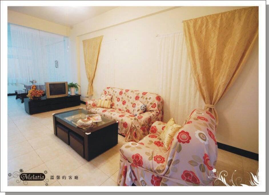 客廳(living room)