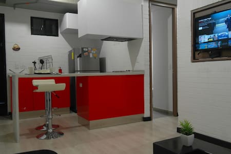 located in chapinero / U Javeriana - Bogotá - Apartamento
