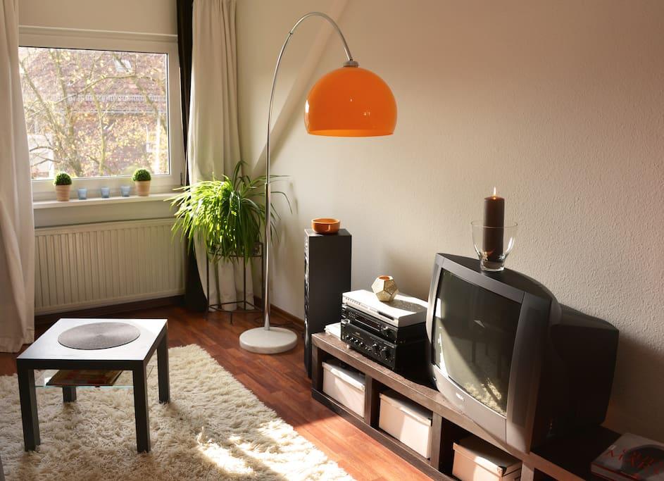charmante maisonette wohnung wohnungen zur miete in. Black Bedroom Furniture Sets. Home Design Ideas