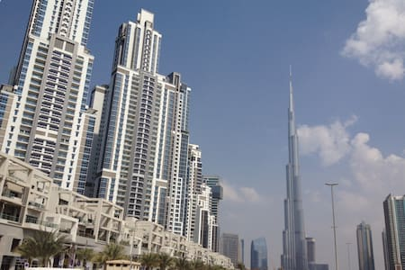 Luxury Apartment Down Town Dubai - 杜拜