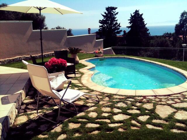 Appartamento in villa panoramica - Capitana (Quartu S.Elena) - Apartment