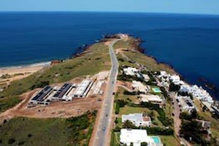 Modern, with incredible ocean views - Punta Ballena