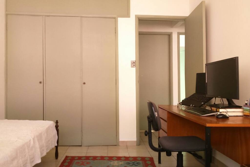 Quarto de hóspedes - guest room