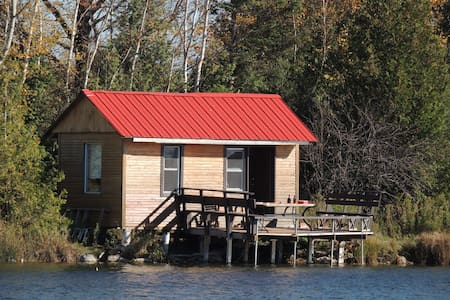 Waterfront Cabin on private trout Lake - Maxwell - Other