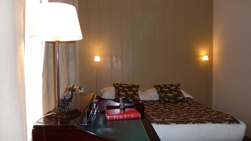 Une chambre au coeur des grands espaces auvergnats - Chavagnac - 其它