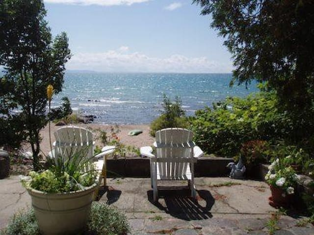 Beachfront House on Georgian Bay - Balm Beach - Maison