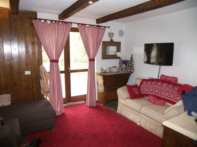Two bedroom flat in Gressoney - Gressoney-Saint-Jean