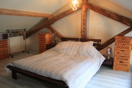 Apartment Cheval (sleeps 2-5) - Ornolac-Ussat-les-Bains