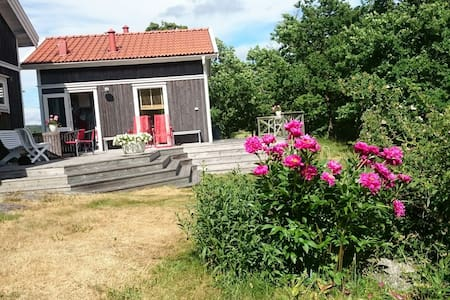 Litet hus på Mjölkeröds golfbana - Tanum V - Cabin