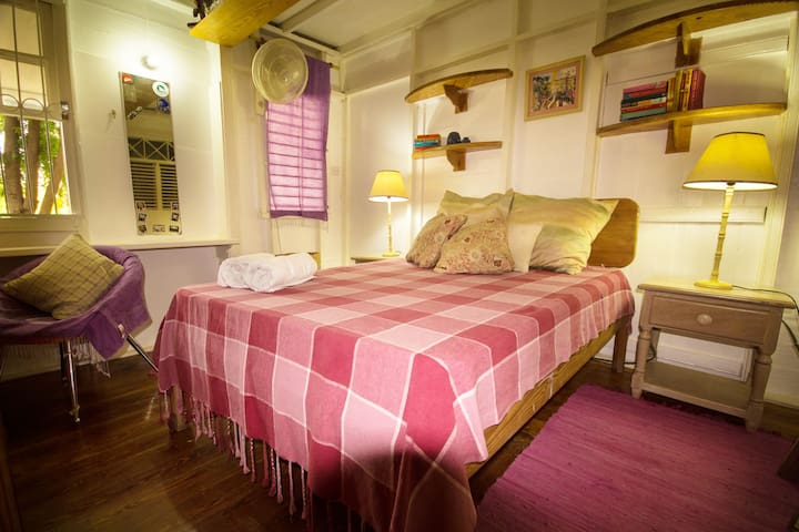 Bedroom in Shared Barbadian Home