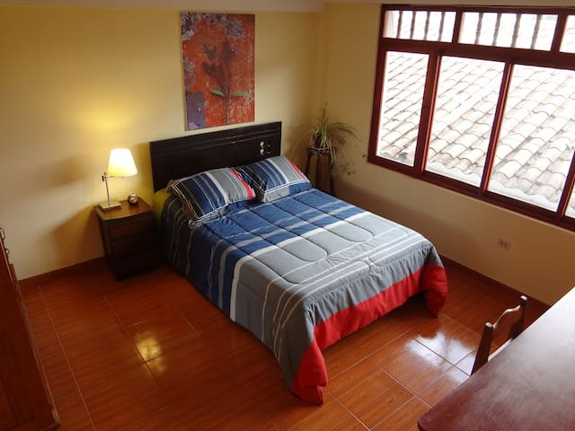 Private room with great views - Cusco