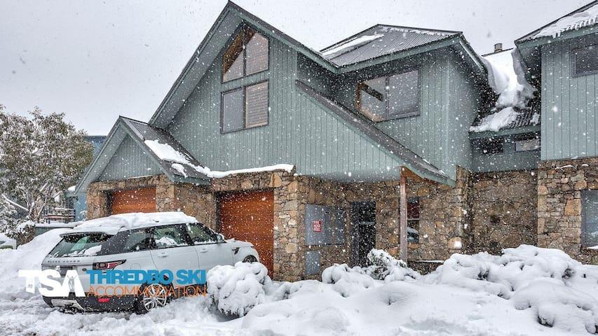 Ice Chalet 2 - Woodridge