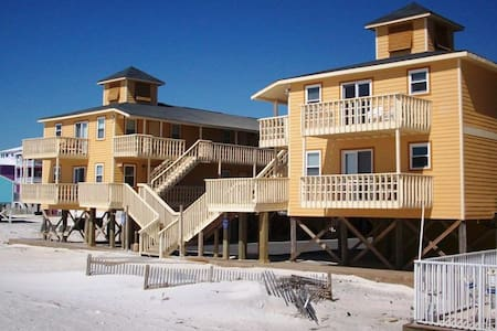 Beachside Condo Sunrise Village 114 - Gulf Shores - 公寓