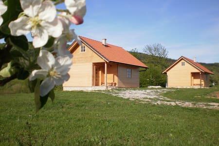 Wooden houses Eko Klanac - Jelov Klanac