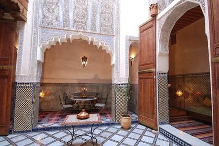 Dar Benares - Fes - Dům
