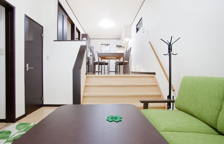 #Kyoto #Great #New #Convenient Home - Yamashina Ward, Kyoto - บ้าน