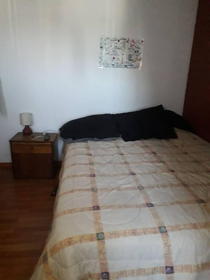 Dormitorio matrimonial privado