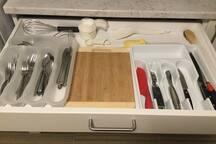 Basic kitchen essentials