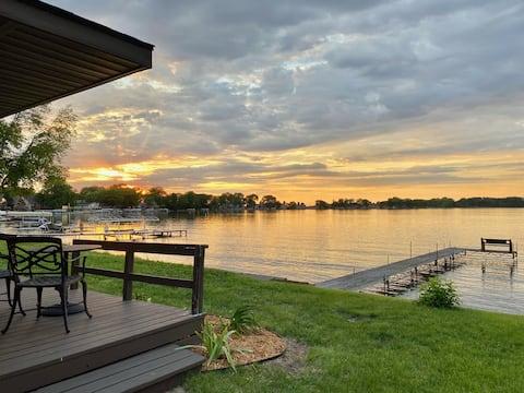 Lakefront at Lake Cornelia