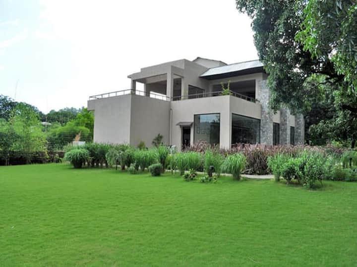 Wild Exotica Resort, Jim Corbett (Ramnagar)
