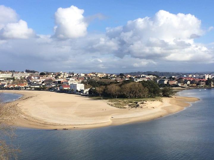 Apartamento con vistas a la playa y desayuno