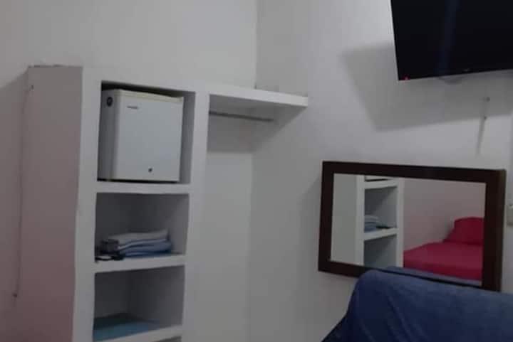 Departamentos privados en el centro de Chetumal.
