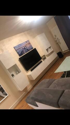 Appartement T2 Cosy et Chaleureux