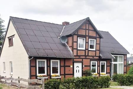Das gemütliche ***Ferienhaus  Trebel Wendland Elbe
