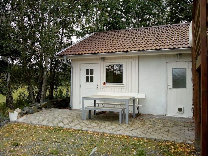 Cozy cottage in a scenic location near Gothenburg