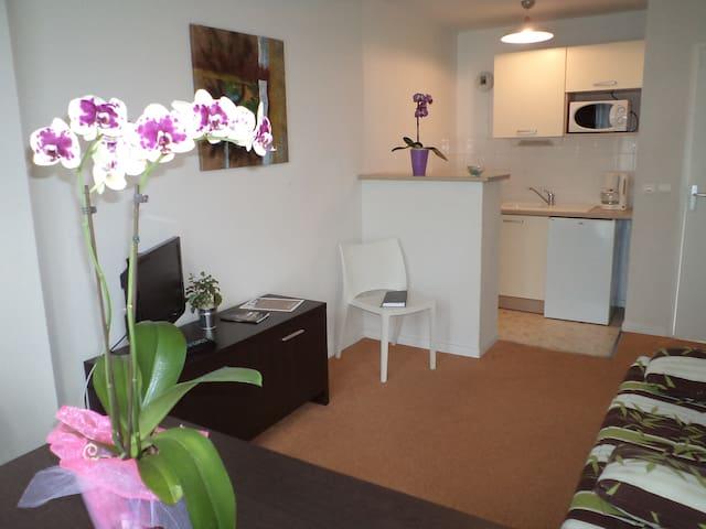 Appartement 6 pers à 5 min de la mer - Équemauville - Apartment