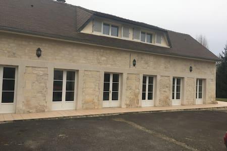 chambre/cuisine/SDB privative proche de Paris - Pontpoint