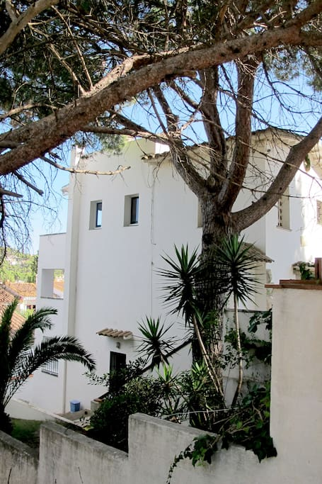 Casa Higea side view