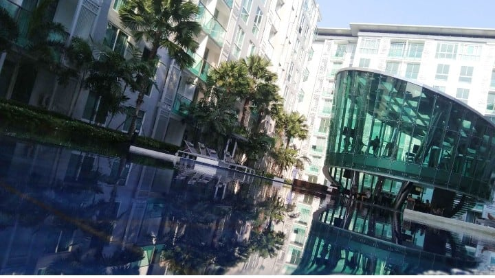 市中心/高性价比/网红公寓/超级健身房