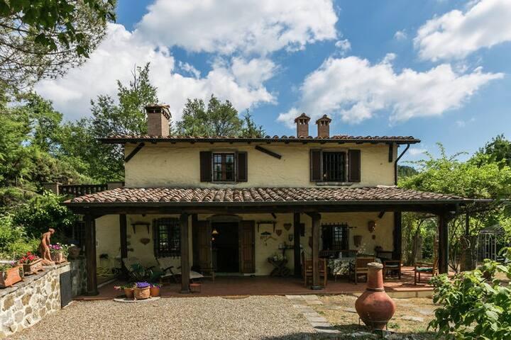 Podere Poggio Prataggio / Maremma / Tuscany