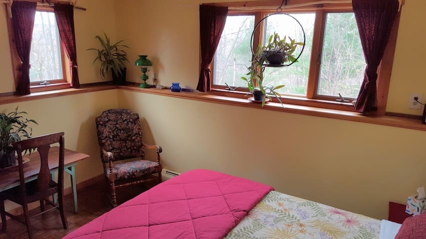 Private Bed, Bath, & Breakfast Near 2 Ski Areas - Shrewsbury - Casa