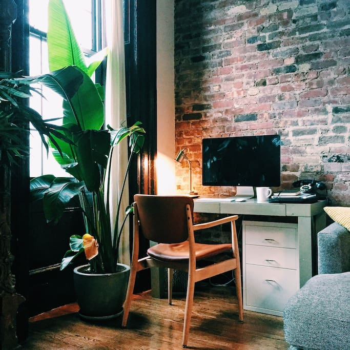 Lofts In Nyc For Rent: LOWER EAST SIDE BROWNSTONE LOFT