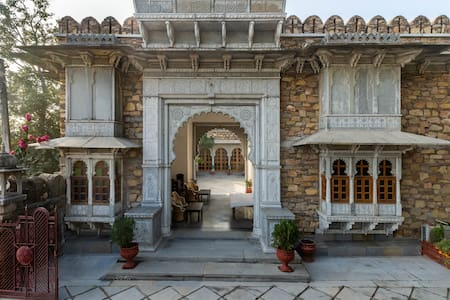 A Luxury Heritage Haveli Boutique in Udaipur