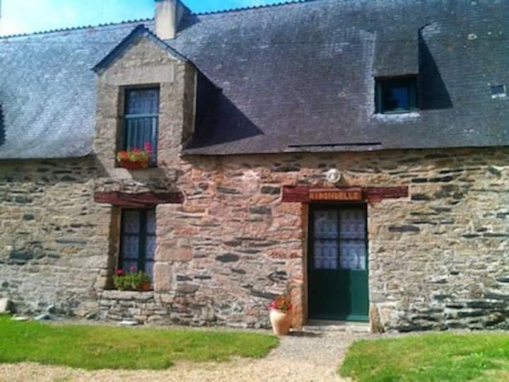 Pretty gîte in Southern Brittany