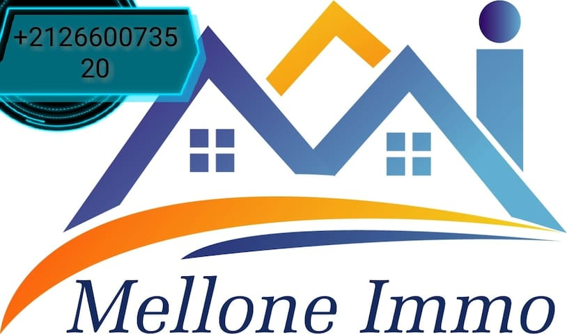 Mellone Immobilier+212666051611
