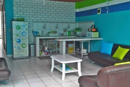 Bouble room, Beach House in Punta Hermosa - Lima - Punta Hermosa - Ev