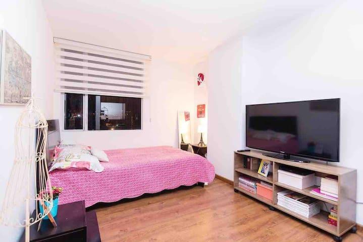Hermosa habitación en Tunja.