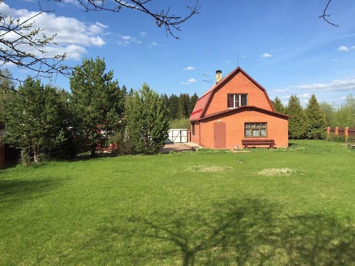 Уютный дом на выходные и праздники