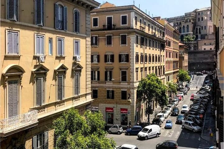 Appartamento prestigioso a due passi dal Vaticano