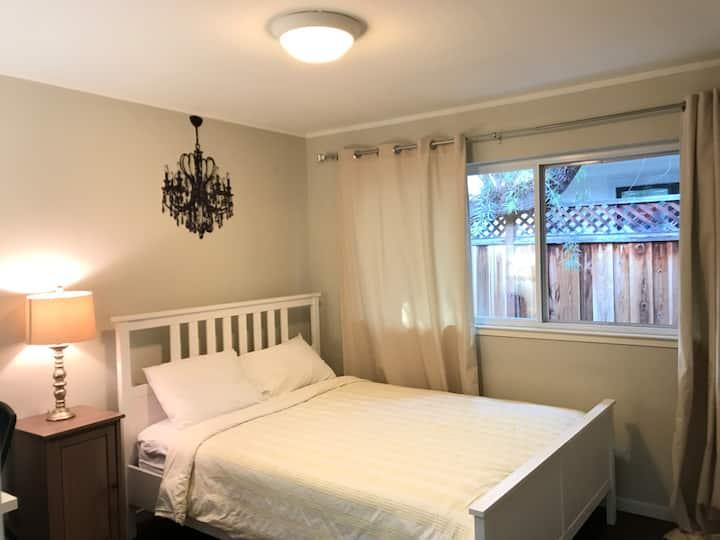 A. Private Room in Palo Alto House